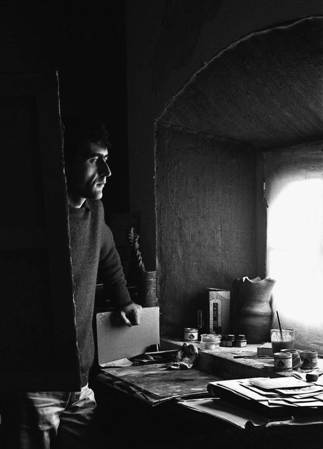 11Gabriel_Alberca._Pintor_1964
