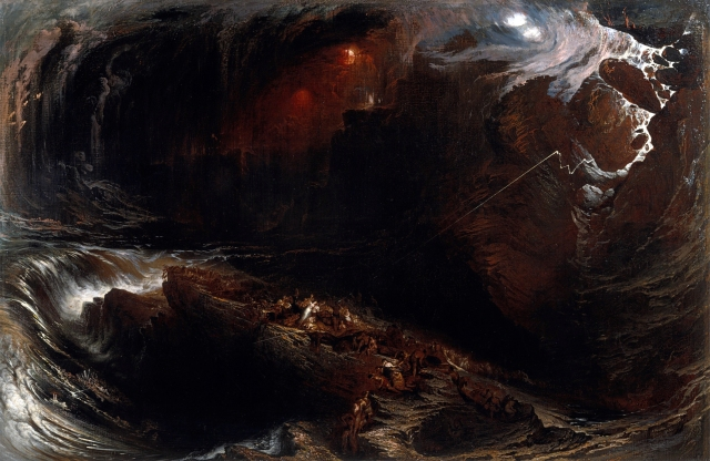 El Diluvio, 1834