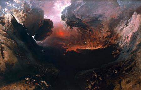 El fin del mundo (El gran día de su ira), 1851-1853